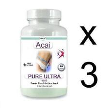Acai Berry PURO 100% Perdita Di Peso Pillole Dimagranti 1200mg DIMAGRANTE ANTI oxodient Tablet