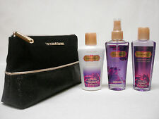 NWT Victoria's Secret Garden LOVE SPELL 4Pc Gift Set BODY MIST, LOTION & WASH!