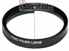 72mm Split Field Two Field Special Effects Lens Filter Two Different Depth