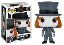 """Funko Pop Disney Alice Through The Looking Glass Mad Hatter #181 3.75"""" Figure"""