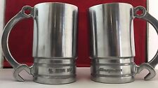 Snap On Socket Wrench Mugs Lot of 2 1987