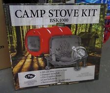 United States Stove Company Iron Barrel Stove Kit BSK1000