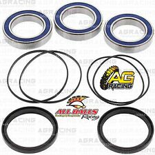All Balls Rear Axle Wheel Bearings & Seals Kit For Honda TRX 450R 2004 Quad