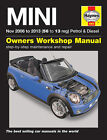 HAYNES WORKSHOP REPAIR OWNERS MANUAL MINI MK 2 PETROL & DIESEL NOV 56 TO 13 REG