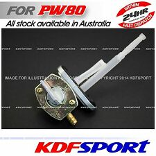 KDF PW80 PY80 FUEL TANK TAP SWITCH COCK FOR YAMAHA PEEWEE80 PW PY 80 ON OFF