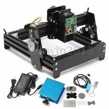 10W CNC Laser Engraver Metal Steel Iron Stone Engraving Machine Image Printer