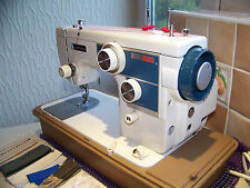 QUALITY JAPANESE JANOME NEWHOME 668 SEMI INDUSTRIAL SEWING MACHINE,,SERVICED