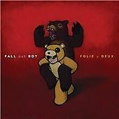 FALL OUT BOY [ CD 2008 ] FOLIE A DEUX - EXCELLENT COND. - 3 FOLD-OUT CARD CASE