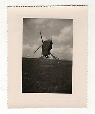 PHOTO - Vintage Snapshot - MOULIN À VENT - Vers 1950 - FRANCE