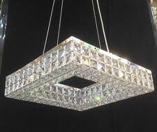 SOSPENSIONE LAMPADARIO LED SQUARE 12W  FULL LED 4000K SUPER PREZZO LEGGI!!!