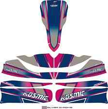 2015 KOSMIC STYLE FULL KART STICKER KIT - KARTING - OTK