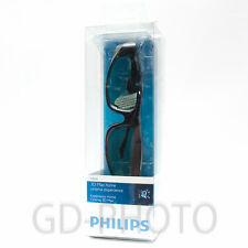 NEW PHILIPS PTA518 Active 3D Glasses for 3D MAX TV with Two Player Brille Gafas