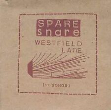 Spare Snare-Westfield Lane CD  Excellent