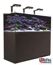 Red Sea Reefer XL 525 Deluxe Komplettaquarium mit LED Beleuchtung Schwarz