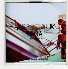 (FV26) The Special Ks, BOA - 2011 DJ CD