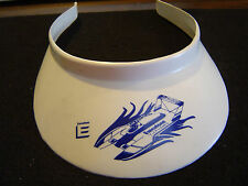 Executone Telephones Hydroplane Screen Printed Plastic Visor - One Size
