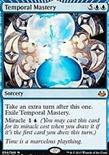 Temporal Mastery NM Modern Masters 2017 Blue Mythic Rare MTG
