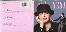 Nena   CD-Single ( 3 INCH)   DU BIST ÜBERALL ( REMIXES)   (c) EPIC 1990