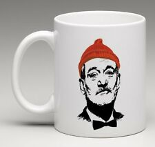 BILL MURRAY The Life Aquatic with Steve Zissou Coffee Mug Tea Cup Funny Gift