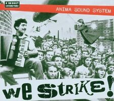 Anima Sound System-We Strike! CD nuevo