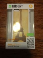 Trident Apollo Series apple iphone 5 case. France Eiffel Tower
