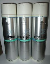 3 Physique Control Shampoo, Controlling, 10 oz Each Bottle, Rare
