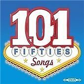 101 Fifties Songs, Good, Various Artists, Box set