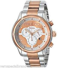 Mulco Ferro Two Tone Chronograph Stainless Steel Watch MW52034013