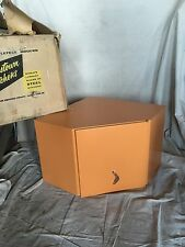 1955 Old New Stock Youngstown Kitchens Sunset Copper Metal Cabinet In Box