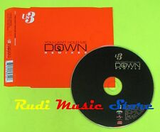 CD Singolo US3 You can't hold me down 2001 Eu UNIVERSAL PROMO  mc dvd (S10*)