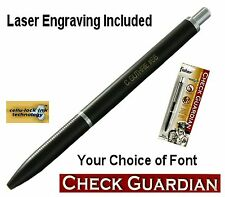 Fisher Space Pen #SCG1/ Personalized Check Guardian Pen