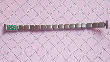 WATCH BAND BRACELET MONTRE EXTENSIBLE / 12mm / ARGENTÉ / REF.BF71