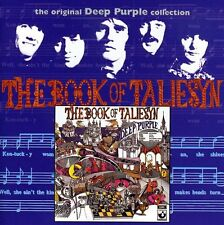 Book Of Taliesyn - Deep Purple (2000, CD NEUF)
