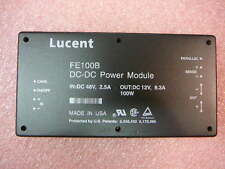 ALCATEL-LUCENT FE100B Power Module DC/DC Converter 48V-In 12V-Out 100W **NEW**
