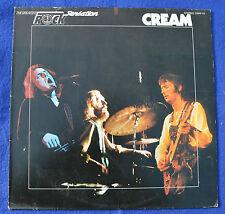 CREAM - The Greatest Rock Sensation [Karussell Gold-Serie 2499 112] 1975 LP