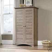 Wooden Cabinet Storage Cupboard Kitchen Pantry Dining Bathroom Organizer