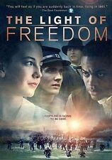 The Light of Freedom (DVD, 2014, Widescreen) w/Fast FREE Shipping!