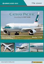 TOPTIERHOBBY (RIBHOBBY) 1/144 Airbus A330/A340 - Cathay Pacific decal