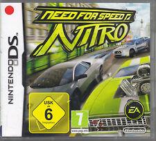 Need for Speed-NITRO (Nintendo DS)