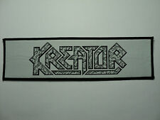 KREATOR STRIP  WOVEN  PATCH