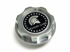 MOLON LABE SPARTAN GUNMETAL RACING ENGINE OIL FILLER CAP FOR MITSUBISHI