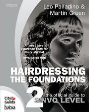 Hairdressing: The Official Guide to to S/NVQ Level 2: The Foundations [Paperback
