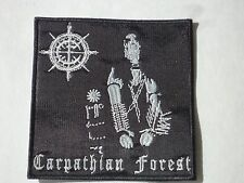 CARPATHIAN FOREST WE'RE GOING TO HELL EMBROIDERED PATCH