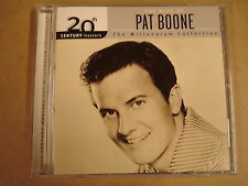 CD / THE BEST OF PAT BOONE - THE MILLENNIUM COLLECTION