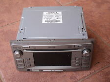 TOYOTA Camry Corolla PRADO Hiace Hilux GENUINE 6 CD MP3 PLAYER BLUETOOTH AUDIO