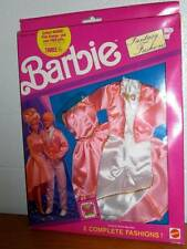Arco Toys Ltd a Mattel Co. 1990 Barbie Fantasy Fashions #781, His & Hers ~ N