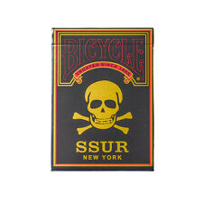 Bicycle SSUR Playing Cards Poker Full Deck Unopened Sealed USPCC