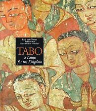 Tabo: A Lamp for the Kingdom-ExLibrary