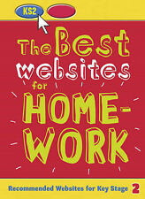Best Websites for Homework KS2, Andy Seed, Very Good Book