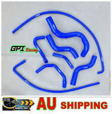 silicone radiator heater hose For HOLDEN COMMODORE VZ 3.6L V6 2004-2006  bule
